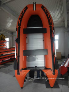 Inflatable Boat with Aluminum Floor (CE) pictures & photos
