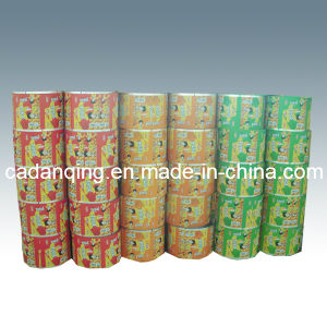 Food Packaging Film, Fexible Printing Plastic Film (DQ248) pictures & photos