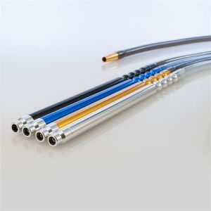Top Selling Wholesale High Quality Silicone Hookah Hose with Aluminum Tips pictures & photos