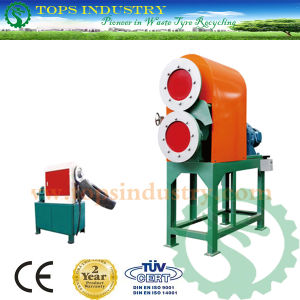 High Quality Discarded Tire Slitter / Discarded Tire Strip Cutter / Waste Tire Strip Cutter / Waste Tire Crusher / Waste Tire Shredder (TPS-DTSC1200) pictures & photos