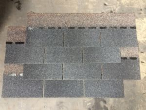 Mixed 3-Tab Roofing Asphalt Shingles