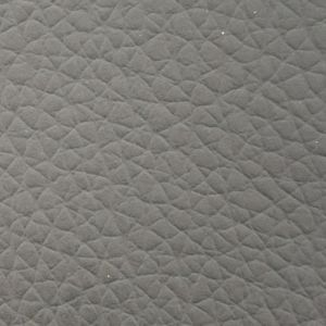SGS Gold Certification Z008 Litchi Pattern Gray PVC Artificial Leather Car Leather PVC Leather pictures & photos