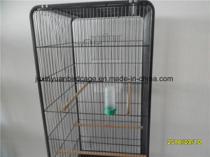 High Quality Metal Large Bird Cage Pet Cage Parrot Cage pictures & photos