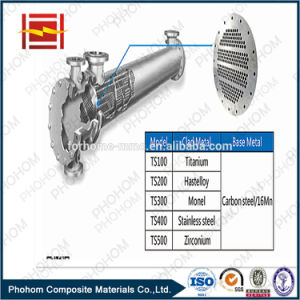 Explosion Cladding Tubesheet for Heat Exchanger pictures & photos