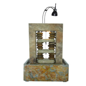 Natural Stone Tabletop Water Fountain pictures & photos