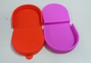 Promotional Silicone Key Case