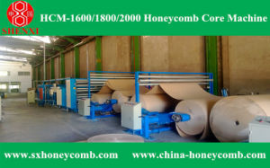 Hcm-1600 Automatic Honeycomb Core Machine pictures & photos