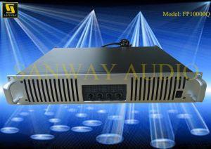 White Color Aluminum Panel Amplifier (FP10000Q) pictures & photos