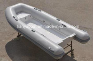 Liya Rib 11ft Boat Inflatable Dinghy China Fishing Boat for Sale pictures & photos