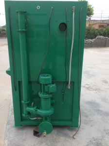 Water Used Sandblasting Equipment pictures & photos