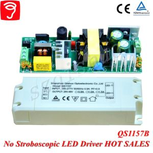40-50W No Flicker Full Voltage Panel Light LED Power Supply with Ce TUV QS1157b pictures & photos