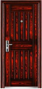 Best Price Security Exterior Steel Iron Door (EF-S009) pictures & photos