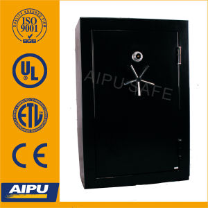 39 Gun Fireproof Gun Safe with Combination Lock and Balck High Gloss 59.1 X39 X24 (GS5939C-252-03) pictures & photos