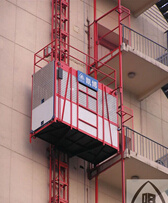 2 Tons- Hotsale Sc200 Construction Material Hoist Made in China pictures & photos