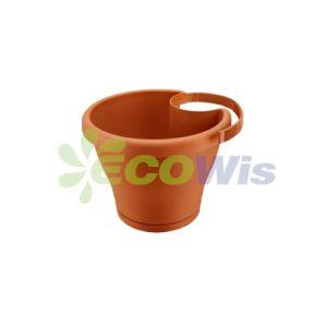 High Quality Downspout Garden Flower Pot pictures & photos