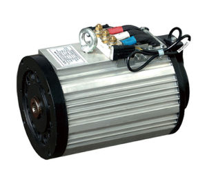 Traction Motor for Golf Carts and Tourism