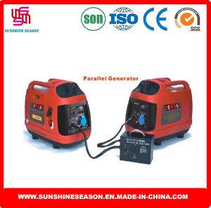 Portable Gasoline Digital Inverter Generators (SE1000I SE1000IP) for Outdoor Use pictures & photos