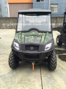 Green Camo 4X4wd 2-Seat 800cc UTV with EEC and EPA Certificate pictures & photos