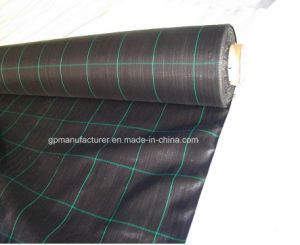 90g Agriculture PP Woven Weed Control Fabric/ Anti Grass Mat pictures & photos