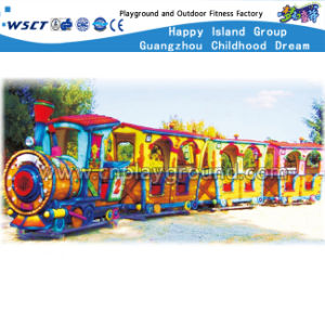 Outdoor Funny Electric Train Kids Amusement Equipment (M11-06804) pictures & photos