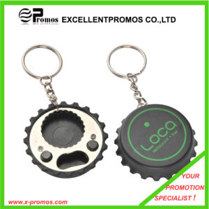 Plastic and Metal Beer Cover Shape Bottle Opener (EP-BO8131) pictures & photos