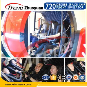 Zhuoyuan Virtual Reality Space-Time Shuttle Vr Simulator pictures & photos