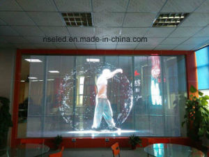 Curve LED Screen P10 Flexible Curtain Display