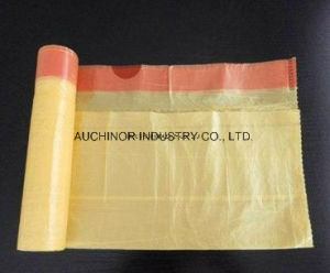 Interleaved Draw Tape Garbage Bag pictures & photos
