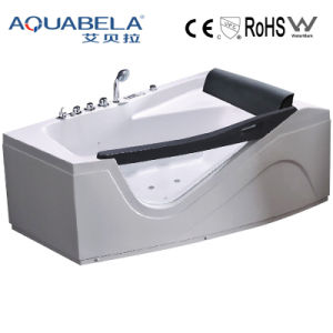 2014 New Design Acrylic Indoor Jacuzzi Massage Bathtub (JL809) pictures & photos