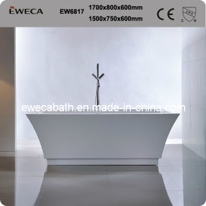 China best acrylic bathtub brands eweca ew6817 china for Top bathtub brands
