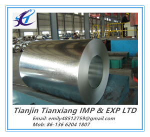 G40 G60 G90 Hot Dipped Galvanized Steel Coil pictures & photos