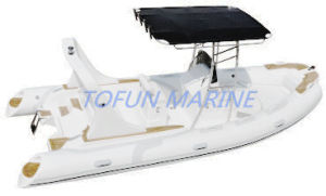 Hypalon/PVC Inflatable Rib Boat (RIB580 S Model Updated) pictures & photos