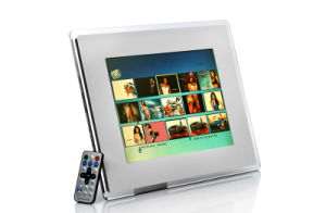 12 Inch Touch Button Digital Photo Frame pictures & photos