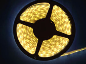 Ce RoHS Epister Waterproof 5050 LED Strip Light with Plastic Pipe pictures & photos