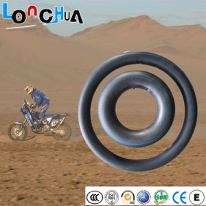 Natural Rubber Motorcycle Inner Tube (90/90-18) pictures & photos