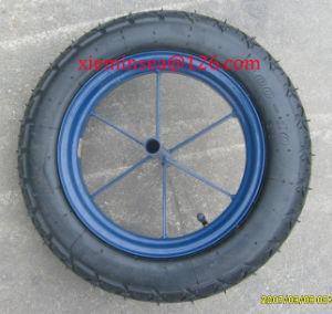 3.00-10 Tubeless Wheel pictures & photos