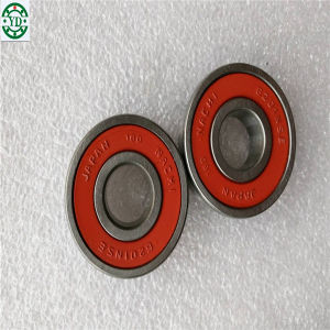 6202-2nse9 Red Rubber Seal Japan NACHI Ball Bearing 6202RS pictures & photos