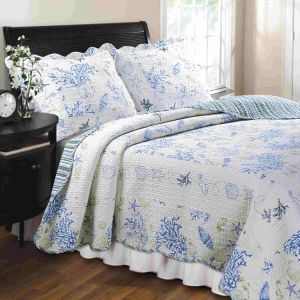 Hot Sell Under Sea World Quilt with High Quality pictures & photos