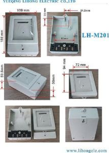 Single Phase Energy Meter Case, Meter Casing (LH-M201) pictures & photos