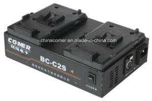 V Mount Camera Charger for Sony (BC-C2S/A)