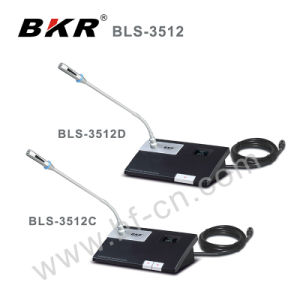 Bls-3512c/D Cable Hand-in-Hand Meeting Microphone System