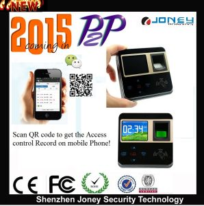 "2.4"" Color TFT TCP USB RS485 Fingerprint Access Control (system with free software) pictures & photos"