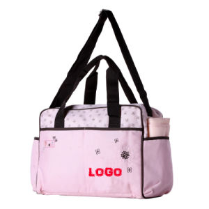 Tote Messenger Adult Mummy Baby Diaper Nappy Bags pictures & photos