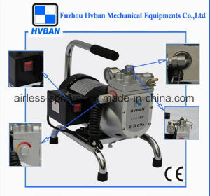 Hb695 Protable Electric Airless Paint Sprayer (diaphragm pump) pictures & photos