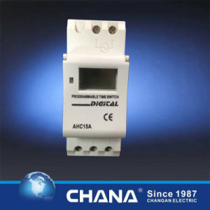 Ahc 15A Weekly Programmable Timer Relay pictures & photos