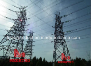 500kv Four Circuit Heavy Angle Tension Transmission Line Tower pictures & photos