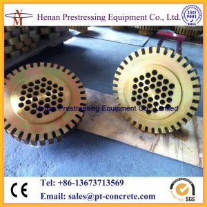 Chinese Supplier of Prestressed Anchorage Coupler pictures & photos
