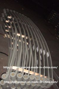 Parabolic Leaf Spring- Main Leafwith Bushings for European Vehicles pictures & photos