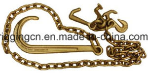 Tow Chain with J Hook and Grab Hammer pictures & photos