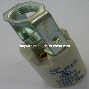 E14 Ceramic Holder, Lamp Cap pictures & photos